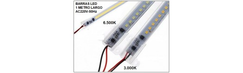BARRAS RÍGIDAS LED SMD