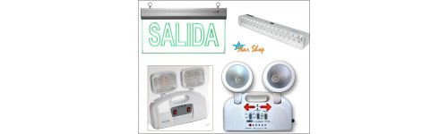 LED:  EMERGENCIA Y KITS