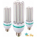 AMPOLLETA LED TRITUBO 5W a 25W