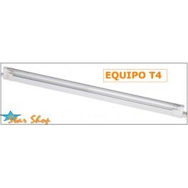 EQUIPOS T4 FLUORESCENTE DE AHORRO