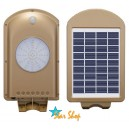LAMPARA SOLAR LED All-In-One 5W