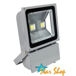 Foco Proyector  Led 100W Exterior (2x50W)