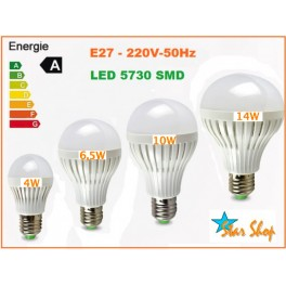 AMPOLLETA LED SMD BASE E27, DIGITEL