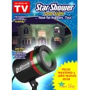 LASER FACHADA STAR SHOWER CASA FIESTAS
