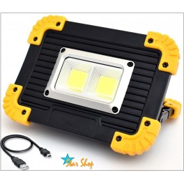 PROYECTOR LED CHIP COB 20W DOBLE CHIP LL-812
