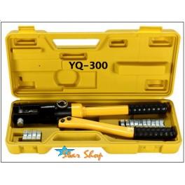 APRIETA TERMINALES HIDRÁULICO 16 a 300mm2 YQ-300