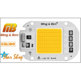 LED CHIP INTEGRADO 220V-50W MING & BEN