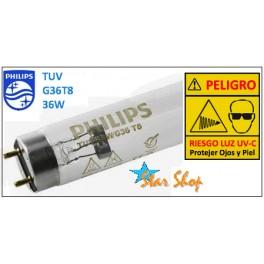 TUBO GERMICIDA 36W PHILIPS G36T8