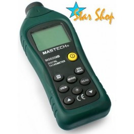 TACÓMETRO DIGITAL MASTECH MS6208B