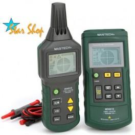 Detector Digital de Cableado Mastech MS6818