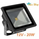PROYECTOR LED 12V MULTICHIP 20W