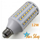 AMPOLLETA LED E27 CHOCLO 12W