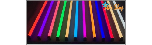 EQUIPOS LED T5 COLOR 120 y 60cm