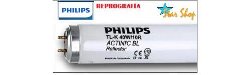 TUBOS UV-A REPREGRAFÍA PHILIPS (FOTOCOPIADORAS)