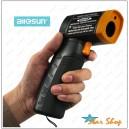 Termómetro Digital Pistola IR ALL–SUN  EM520A