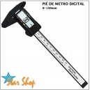 PIÉ DE METRO DIGITAL PANTALLA LCD
