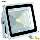 FOCO 20W PROYECTOR LED MULTICHIP HIGH-POWER EXTERIOR