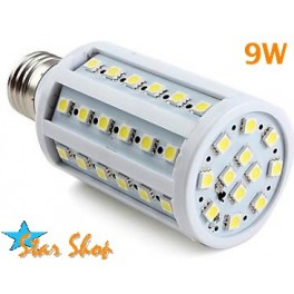 AMPOLLETA LED E27 CHOCLO 9W